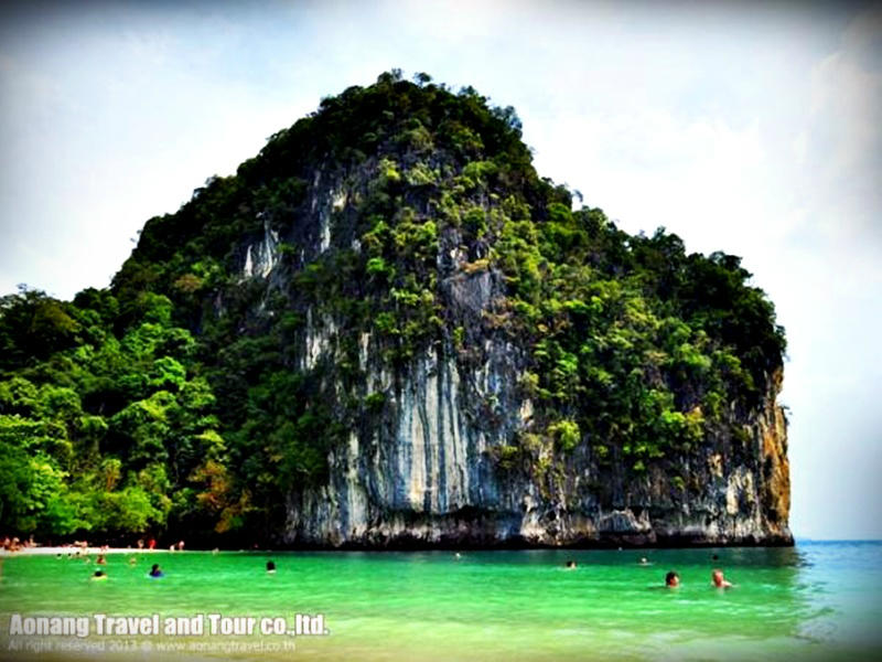 One day tour to Hong Islands by speed boat